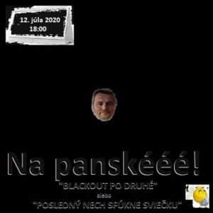 Na panské 28/2020 (humoristický týždenník) repríza