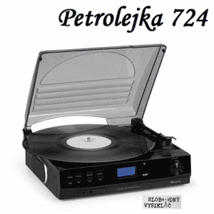 Petrolejka 724 (repríza)