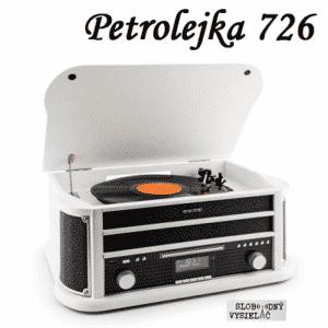 Petrolejka 726