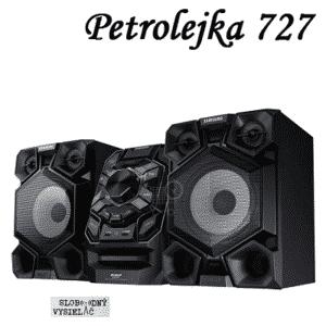 Petrolejka 727 (repríza)