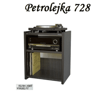 Petrolejka 728 (repríza)