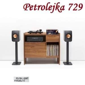 Petrolejka 729 (repríza)