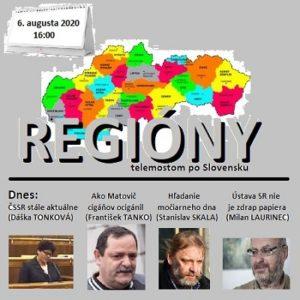 Regióny 15/2020 (repríza)