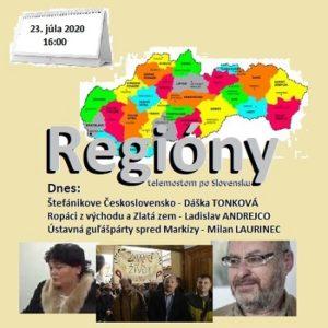 Regióny 14/2020 (repríza)