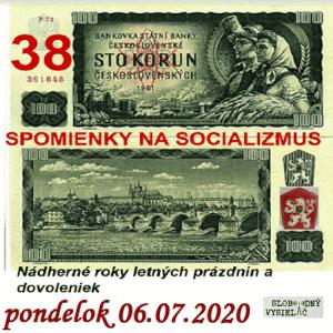 Spomienky na Socializmus 38 (repríza)