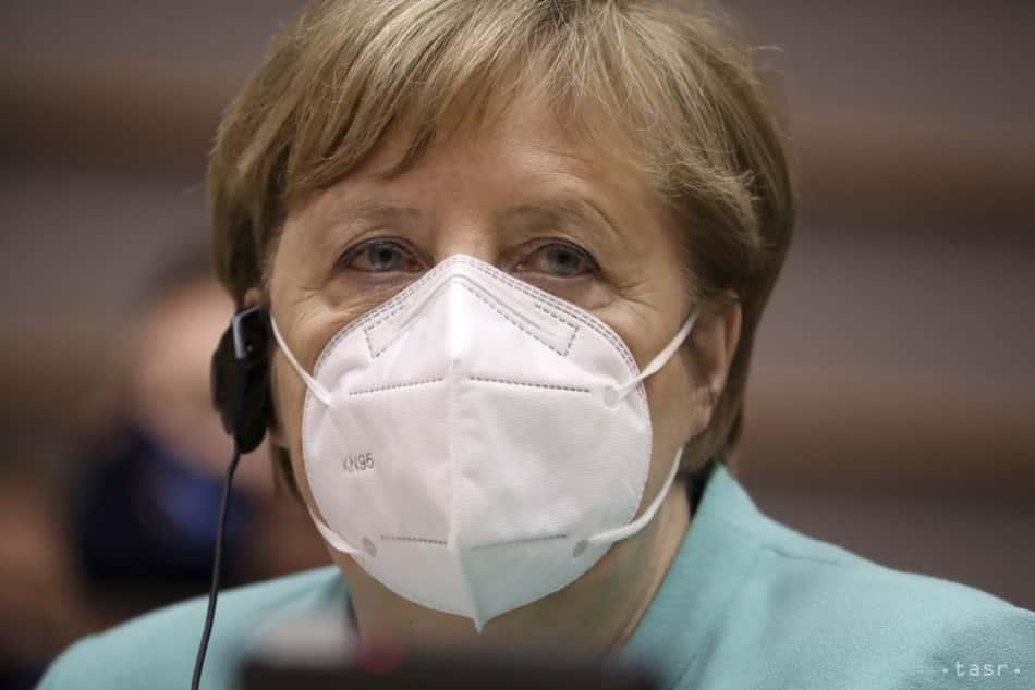 Merkelová: EÚ neuznáva výsledok prezidentských volieb v Bielorusku 1