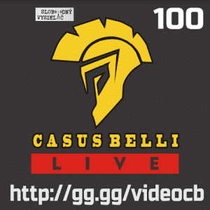 Casus belli 100 (repríza)