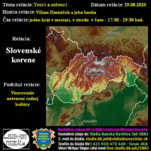Slovenské korene 63 (repríza)