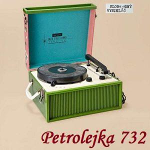 Petrolejka 732