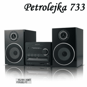 Petrolejka 733 (repríza)