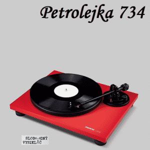 Petrolejka 734