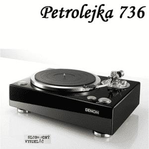 Petrolejka 736