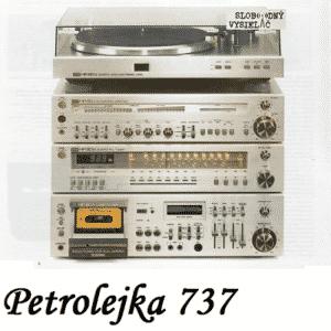 Petrolejka 737