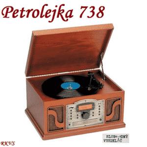 Petrolejka 738 (repríza)