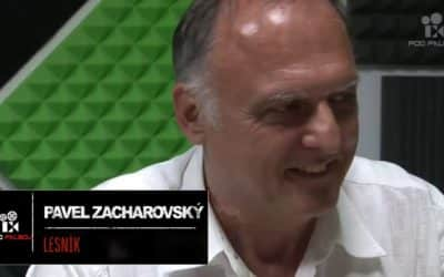 Pod Paľbou s Pavlom Zacharovským a Dušanom Lukášikom o EKOTERRORIZME na Slovensku.