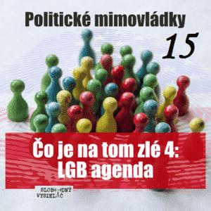 Politické mimovládky 15 (repríza)