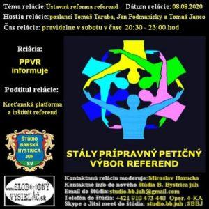Prípravný petičný výbor referend 04 (repríza)