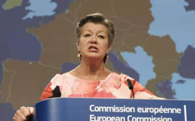 Johanssonová chce, aby boli krajiny EÚ solidárnejšie ohľadom migrácie.