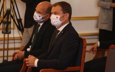 Odmena? Advokát, ktorý hájil Matovičovu firmu, je novým prednostom okresného úradu.
