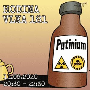 Hodina Vlka 181 (repríza)