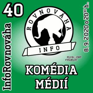 InfoRovnováha 40 (repríza)