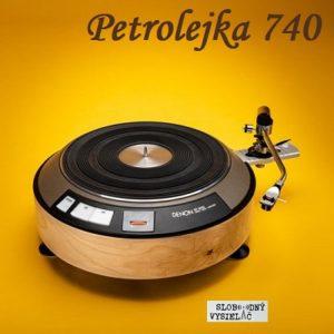 Petrolejka 740