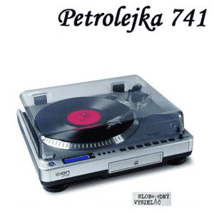 Petrolejka 741