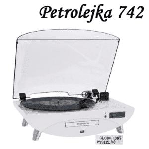 Petrolejka 742