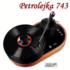 Petrolejka 743