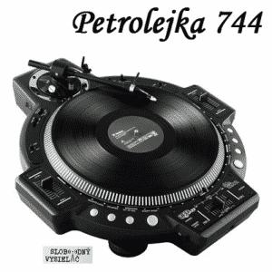 Petrolejka 744