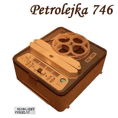 Petrolejka 746