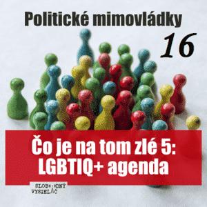 Politické mimovládky 16 (repríza)
