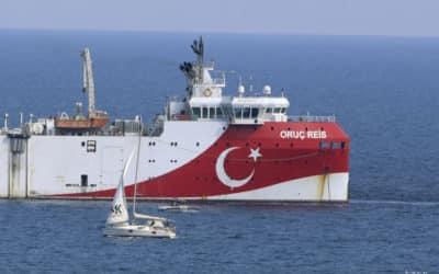 Lídri EÚ odsúdili jednostranné kroky a provokácie Turecka.