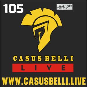 Casus belli 105 (repríza)