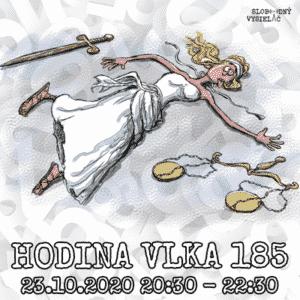 Hodina Vlka 185