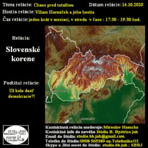 Slovenské korene 65 (repríza)