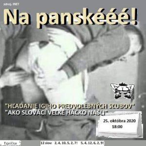 Na panské 41/2020 (humoristický týždenník)