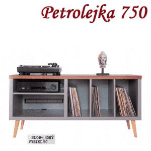 Petrolejka 750 (repríza)