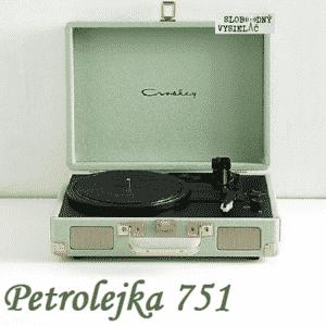 Petrolejka 751 (repríza)
