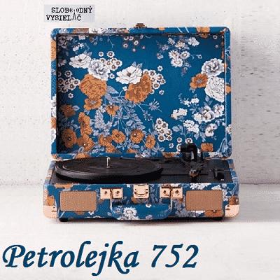 Petrolejka 752