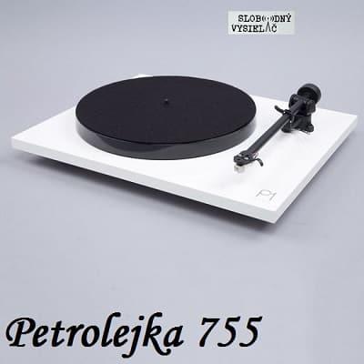 Petrolejka 755