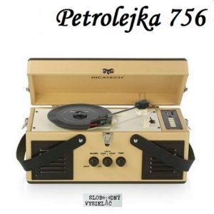 Petrolejka 756