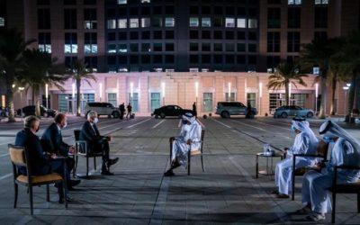 Naď a Korčok rokovali v Spojených arabských emirátoch o obrannom priemysle.
