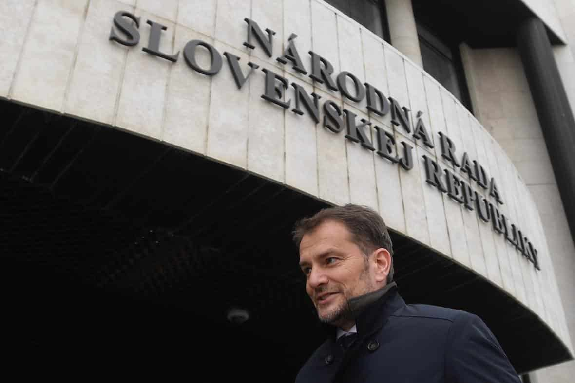 Slovenský parlament zakázal propagaci představitelů období nesvobody. 1