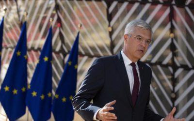 Propojení právního státu s čerpáním unijních peněz je neodvolatelné, říká slovenský ministr.