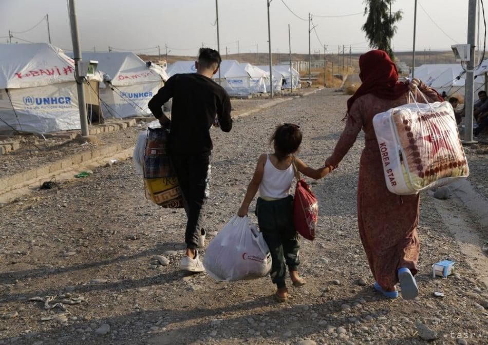 EÚ sa nezúčastní na konferencii o návrate utečencov do Sýrie. 1