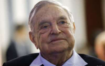 Soros vyzval Brusel, aby sa vzoprel vydieraniu Maďarska a Poľska.