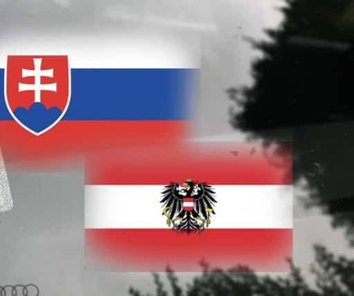 Slovensko rozvolňuje režim, Rakousko naopak zpřísňuje. 1
