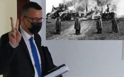 Prokurátor Honz pôsobil ako mimovládny aktivista či progresívny politik, hovorí novinár Vagovič.