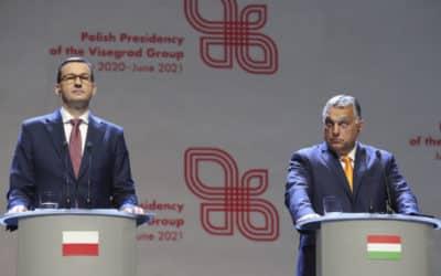 Poľsko a Maďarsko naďalej nesúhlasia s návrhom rozpočtu EÚ, trvajú na jednej podmienke.